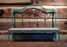 Hey, I found this really awesome Etsy listing at https://www.etsy.com/listing/263566710/reclaimed-antique-cast-iron-metal-bed