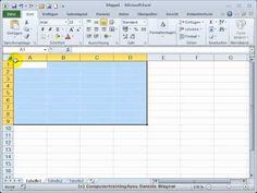 Excel Einstieg 14 Zellen bearbeiten