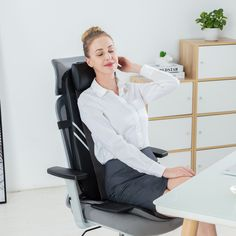 Chair Massager with Heat Provides Spot Massage for Shoulder Back Lower Lumbar, Seat Massage Chair Pad Use at Home & Office Upgraded Flexible Massage Nodes Optional Heating Function 3 Massage Zones for Upper Back, Back, Lower Back for Lumbar Vibration Seat Cushion, relieve hips, thighs and release stress aches tension. Detachable Neck Pillow & PU Leather Flap , allows you to enjoy gentle or stronger full back massage. Heating therapy of seat massager soothe tired muscles and enhance comforts. Back Massager, Release Stress, Neck Pillow, Chair Pads, Massage Chair, Mom And Dad, Seat Cushions, Gifts For Mom
