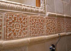 Mozaikok - Otti Manufactura Terrace Tiles, Garden Fountains, Wall Finishes, Wall Decor, Indoor, Wall Hanging Decor, Interior, Diy Garden Fountains, Yard Water Fountains