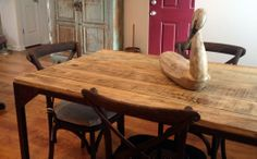 Dining Table (Small, Medium or Large) $295 – $1,995