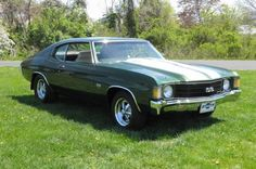 1972 Chevelle Ss454