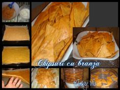 Chipsuri cu branza | Dieta Dukan Dukan Diet, Food Labels, I Foods, Dairy, Healthy Eating, Healthy Recipes, Bread, Cheese, Ethnic Recipes