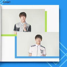 Jin y v bts Hip Hop, Smart School, Rap Monster, School Uniform, Bts Bangtan Boy, Korean Boy Bands, Seokjin, Polaroid Film, Songs