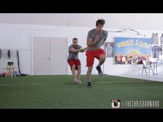 Sprint Faster with these 2 Acceleration Drills