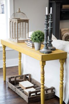 Chip and Joanna take on their biggest fixer upper to date when they help furniture designer Clint Harp and his wife Kelly turn a ready-for-the-wrecking-ball junk-heap of a house into a beautifully restored gem.