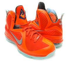 new product d6239 a7149 Nike Lebron 9 Galaxy
