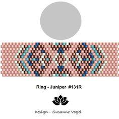 peyote ring patternPDF-Download 131R beading pattern
