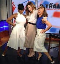 #JacqueReid and #SaraGore talked #DTrainand more with #KathrynHahn #NYC #NYL