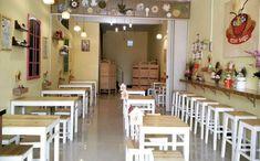 Warung Bakso Interior, Modern, Table, Furniture, Home Decor, Homemade Home Decor, Indoor, Mesas, Home Furnishings