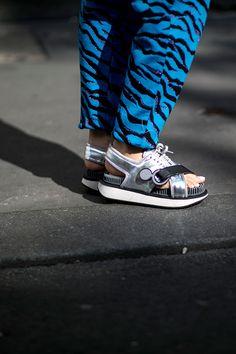 Неделя моды в Париже, весна-лето 2017: street style. Часть 2, Buro 24/7