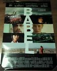 Babel original movie poster - Babel, MOVIE, ORIGINAL, POSTER