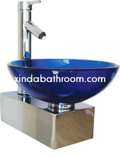 112 best glass vessel sink images glass vessel sinks basin rh pinterest com