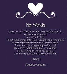 Deep Love Quotes For Her Deep Love Poems For Him  Cute Love Quotes For Her  Pinterest