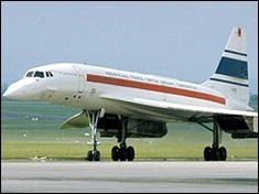 Concorde - Orly to Washington DC - 3hrs 32mins