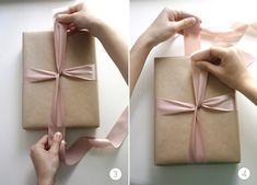 Заварачиваем подарки
