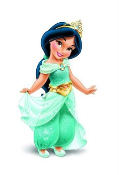 Disney Princess Toddlers - Jasmine