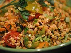 Salát   Receptárna – vaše online kuchařka Grains, Rice, Food, Essen, Meals, Seeds, Yemek, Laughter, Jim Rice