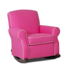 Harwich Nursery Rocking Chair in Choice of Fabric at PoshTots Glider Rocking Chair, Rocking Chair Nursery, Rocking Chairs, Swivel Chair, Cozy Chair, Chair Cushions, Nursery Rocker, Girl Nursery, Lamb Nursery