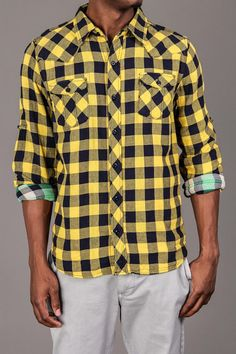 Lumber Plaid Shirt / by Cohesive