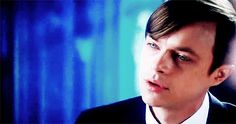 """dear LORD have mercy... I would DIE if he said """"hi"""" to me like that... / Dane DeHaan as Harry Osborn in The Amazing Spiderman 2 #tasm2"""