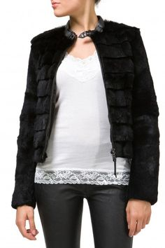 ARIELLE - Jackets - Clothing - Woman - Gas Jeans online store