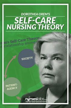 dorthea orem Encapsulating the work of a classic nursing theorist, this book provides a unique overview of orem's self-care deficit model of nursing orem's model proposes that nursing should be especially concerned with the patient's need to move continuously towards responsible action in self-care in order to sustain life and health or to recover.