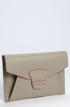 Envelope Clutches: Trouve Large Envelope Clutch