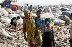 india rubbish dump - Google'da Ara