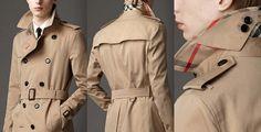 Long Trench Coats | Men and Women