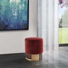 Leaves stool is such a special piece. You can choose the wood veneers and velvet that fit to your home decor. Ottoman, Furniture, Wood, Stool, Chair, Home Decor, Wood Veneer, Artisan