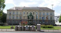 Justizministerium, Düsseldorf - Foto: S. Hopp