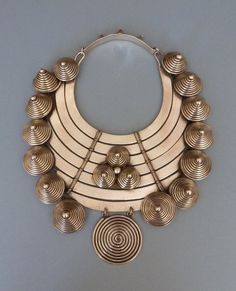 China | Miao necklace | Silver