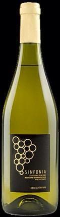 Sinfonia (di Chardonnay) #vino #naming #design #etichette #storytelling