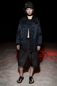 T by Alexander Wang Resort 2015 Fashion Show Collection