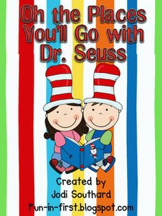 Dr. Seuss Mini Unit. Dr. Seuss day is March 2.