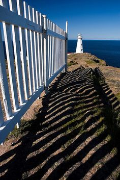Cape Spear, the Easternmost point in Canada, jutting into the Atlantic Ocean, in Newfoundland & Labrador. Ottawa, Quebec, Torre Cn, Newfoundland And Labrador, Newfoundland Canada, Ontario, Canadian Things, Toronto, O Canada