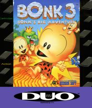 Play Bonk III - Bonk's Big Adventure (NEC TurboGrafx 16) online | Game Oldies