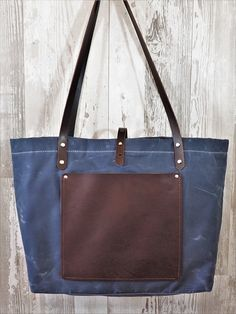 Blue Latigo Lace /& Hand Turned Pink Bead Ready to Ship Dark Brown Leather Bag Suede Drawstring Pouch