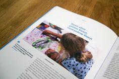 Publikation zum Jubiläum der Kunsthalle Emden by Studio GOOD , via Behance
