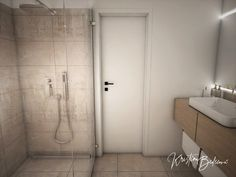 Návrh rodinného domu Rodinný dom s wellness, pohľad na vstup do rodičovskej kúpeľne Bathtub, Bathroom, Standing Bath, Bath Room, Bath Tub, Bathrooms, Bathtubs, Bath, Bathing