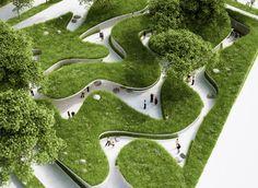 Landscape Pavilion | Penda