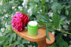 Organic Aloe Vera Face Cream Aloe facial cream by ShopGreenJoy