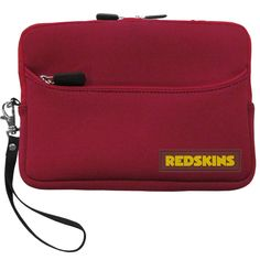 "Checkout our #LicensedGear products FREE SHIPPING + 10% OFF Coupon Code ""Official"" Washington Redskins Neoprene eReader Case - Officially licensed NFL product Licensee: Siskiyou Buckle Zippered neoprene case  Fits up to 7 inch tablet  Extra storage pocket  Washington Redskins logo - Price: $21.00. Buy now at https://officiallylicensedgear.com/washington-redskins-neoprene-ereader-case-fntc135"