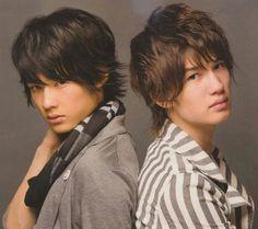 Matsumura Hokuto and Jesse Lewis