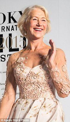 Другие знаменитости, чтобы ударить 70 в этом году или последние включают в себя звезды Голливуда Хелен Миррен