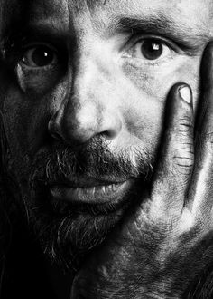 Lee Jeffries, Eyes, Face, Faces