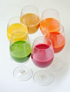 przepisy na soki warzywno owocowe