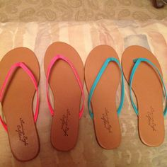 Flip Flops from American Eagle