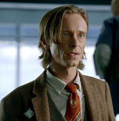 "Mackenzie Crook as Rudy Lom from Almost Human, Season 1, Episode 3 - ""Are You Receiving?"""